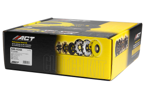 ACT Heavy Duty 6-Puck Disc Clutch Kit ( Part Number:ACT SB9-HDG6)