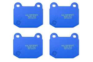 Hawk Blue 9012 Rear Brake Pads ( Part Number:HAW2 HB180E.560)