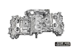 IAG 500 EJ25 Long Block Engine w/ D25 Heads - Subaru Models (inc. WRX 2006 - 2014)