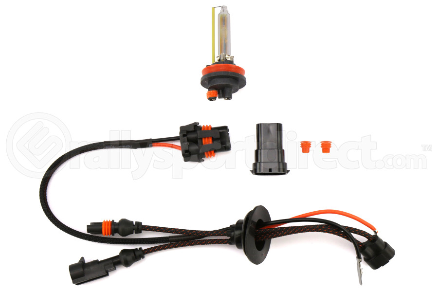 Morimoto H-Series XB Bi-Xenon H11A 3000K HID Bulbs (Pair) - Universal