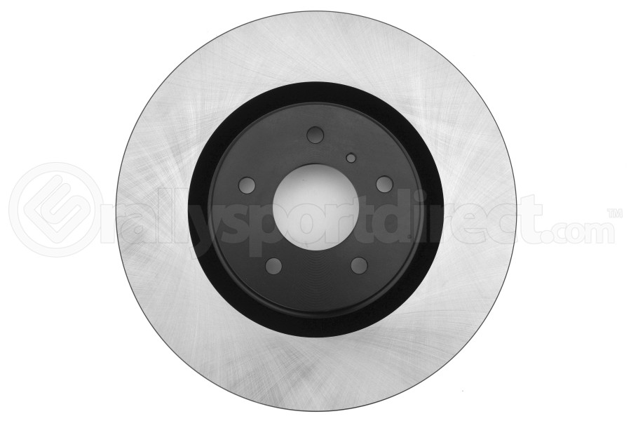 Centric Premium Brake Rotor Single Front (Part Number:125.42076)