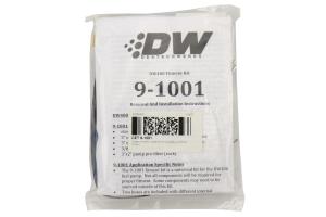 DeatschWerks DW400 Fuel Pump Universal Install Kit - Universal
