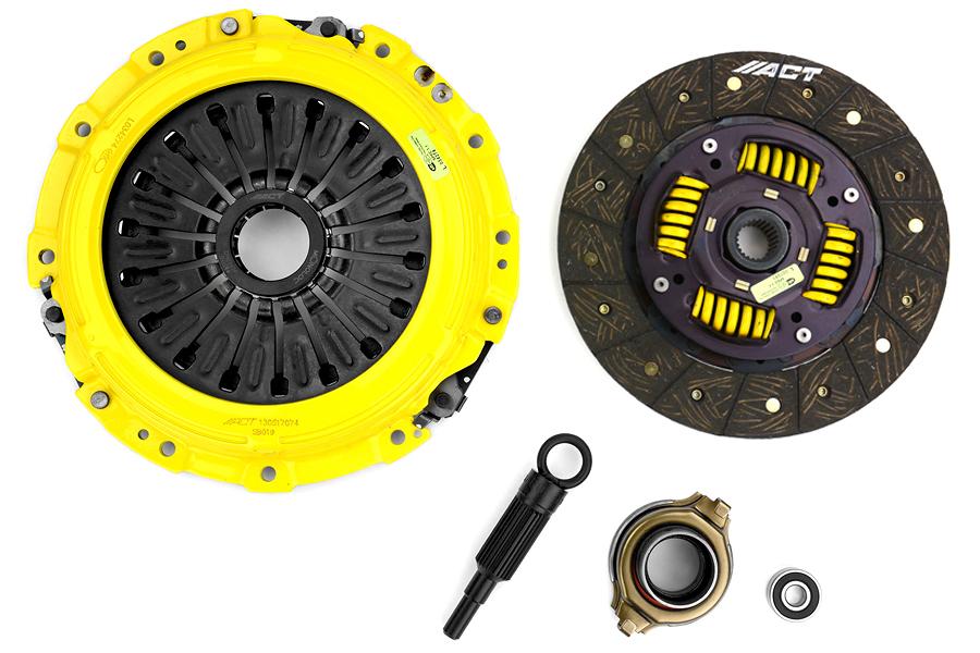 Semi Clutch Kits : Act heavy duty performance street disc clutch kit subaru