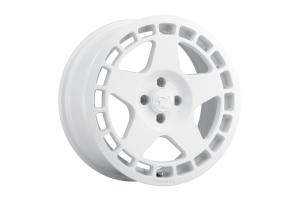 fifteen52 Turbomac 17x7.5 +42 5x114.3 Rally White - Universal