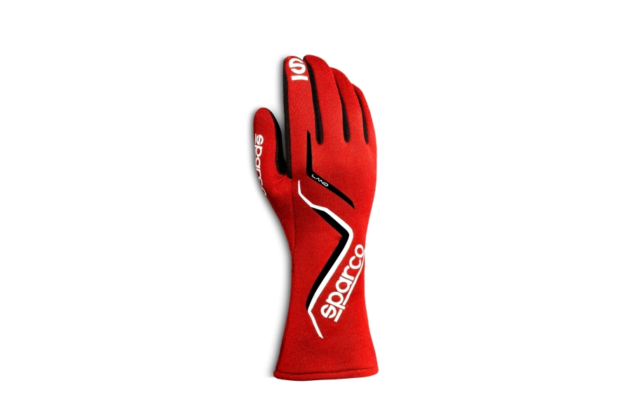 Sparco Land Racing Gloves Red - Universal
