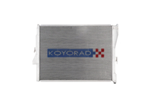 Koyo Aluminum Racing Radiator (Part Number: )
