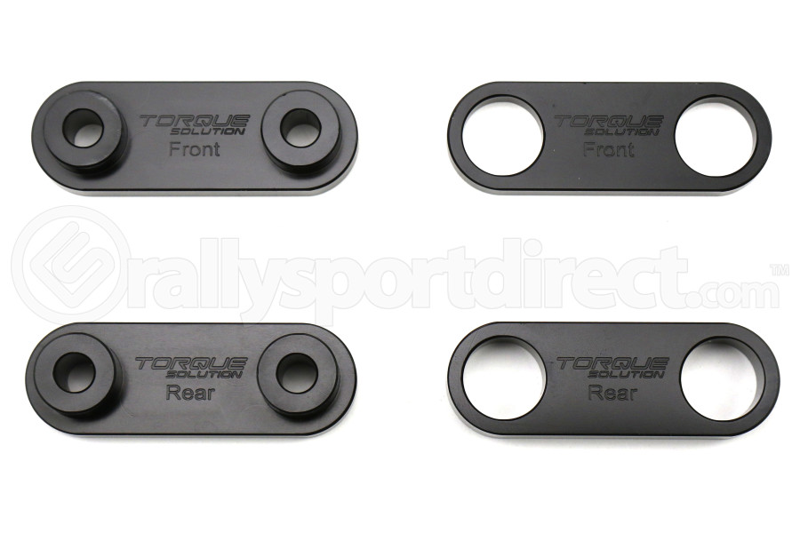 Torque Solution Solid Billet Positive Shift Kit - Subaru Models (inc. 2002+ WRX / 2004+ STI)