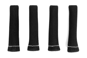 Thermo Tec Cool-It Spark Plug Wire Sleeves 4 Pack Black ( Part Number:THE 14262)