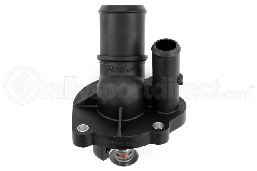 Gates OE Exact Water Outlet Assembly w/ Thermostat - Mazdaspeed3 2007-2013