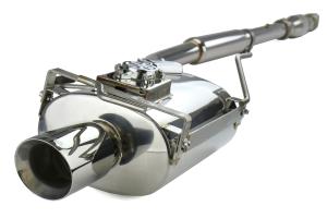 X-Force Varex Adjustable Turbo Back Exhaust ( Part Number: ES-EV8-01-VMK-TBS)
