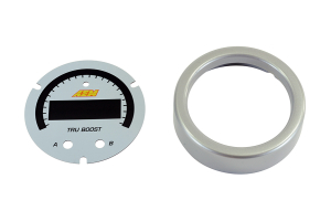 AEM Tru-BoostX Boost Controller Gauge Accessory Kit - Universal