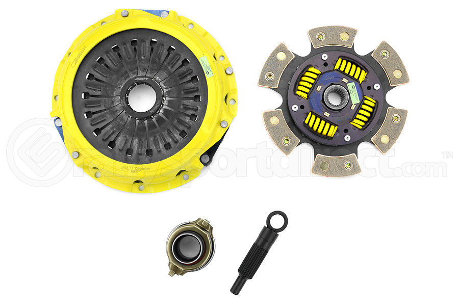 ACT Xtreme Duty Performance 6-Puck Disc Clutch Kit (Part Number:ME2-XTG6)