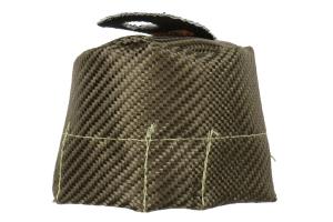 Torque Solution Short Thermal Oil Filter Blanket - Subaru Models (inc. 2002-2014 WRX / 2004+ STI)