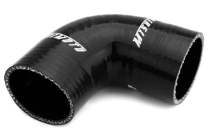 Mishimoto Silicone Elbow 90 Degree 2in Black ( Part Number:MIS MMCP-2090BK)