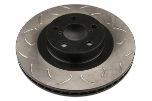 FactionFab Swept Slot Bi-Directional Rotor Front (Part Number: )