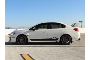Rally Innovations Side Splitter - Subaru WRX / STI 2015+