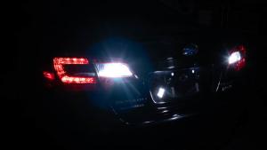 OLM LED Exterior Accessory Kit - Subaru Legacy 2015 - 2019