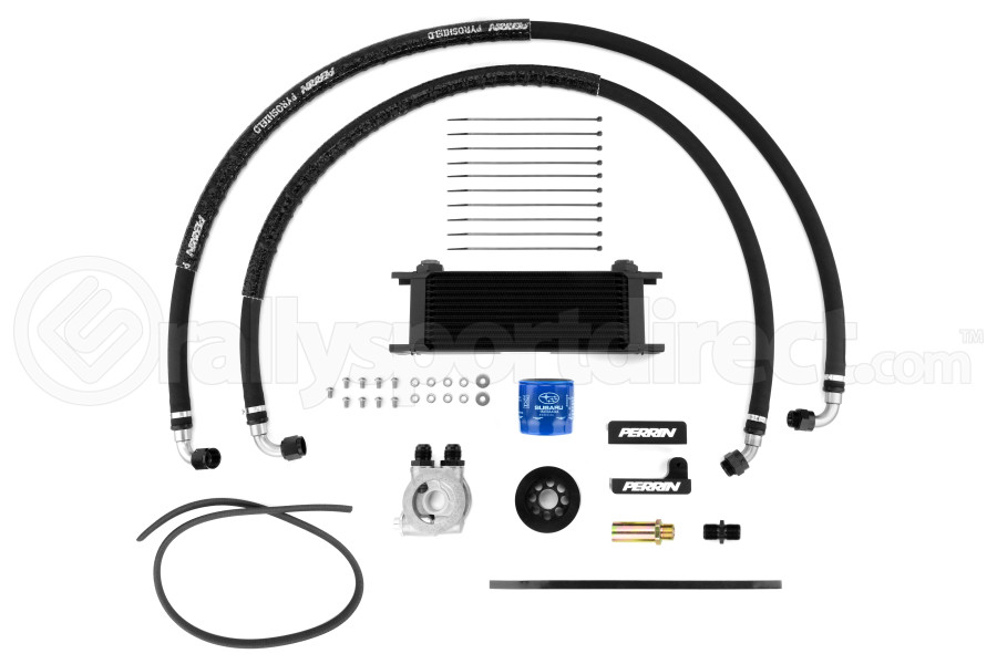 PERRIN Oil Cooler Kit - Subaru WRX 2015+