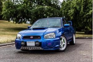 Rally Innovations Skid Guard - Subaru WRX / STI 2004 - 2005