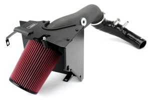 Mishimoto Performance Air Intake Wrinkle Black ( Part Number:MIS MMAI-MUS4-15WBK)