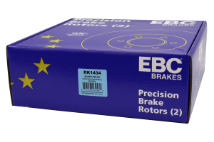 EBC Brakes Ultimax OE Style Front Brake Rotors - Ford Focus ST 2013+