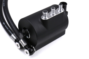 IAG Performance V3  Competition Series Air / Oil Separator Black - Subaru Models (inc. 2008-2014 WRX / 2008+ STI)