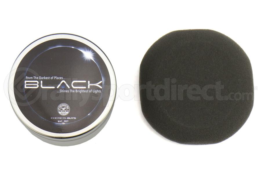 Chemical Guys Black Luminous Glow Infusion Black Wax (8oz) - Universal