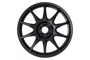 Work MCO Racing Type CS 5x100 Matte Black - Universal