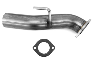 Nameless Performance Single Exit 3in Track Pipe ( Part Number:NAM RSPD035)