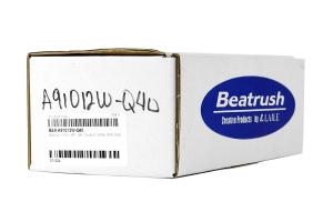 Beatrush Type-Q 40mm Duracon Shift Knob White M10x1.25 - Universal