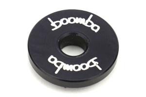 Boomba Racing Shifter Base Bushings Black (Part Number: )