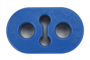 COBB Tuning 15MM Blue Urethane Exhaust Hanger Standard Length ( Part Number: 511301)