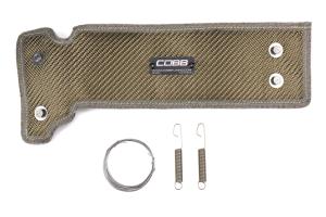 COBB Tuning Turbo Blanket - Subaru Models (inc. 2002-2014 WRX / 2004+ STI)
