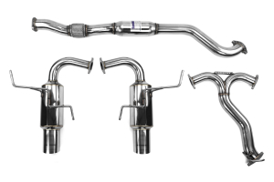 Invidia N1 Cat Back Exhaust ( Part Number:INV HS15STIGTP)