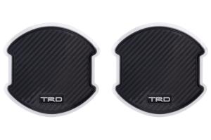 TRD JDM Carbon Fiber Door Handle Protector - Scion FR-S 2013-2016 / Subaru BRZ 2013+ / Toyota 86 2017+