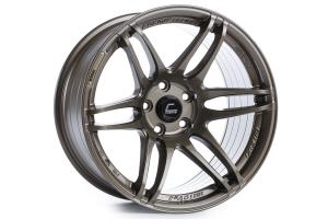 Cosmis Racing Wheels MRII 18x9.5 +15 5x114.3 Bronze - Universal