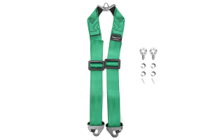 Takata RACE 6-Point Sub-Strap (T-Bar) Green ( Part Number: 79000-H2)