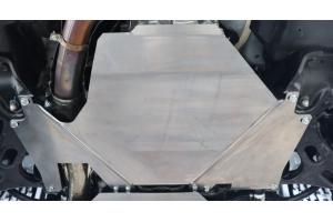 Crawford Transmission Skid Plate - Subaru Models (inc. Crosstrek 2018+ / Forester 2017+)