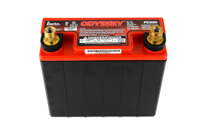 Odyssey Lightweight Battery w/ Terminals (Part Number: PC680T)