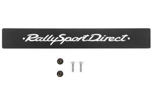 RallySport Direct GT License Plate Delete (Part Number: )