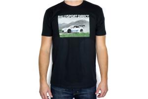RallySport Direct Burnout T-Shirt - Universal