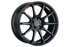SSR GTV02 5x100 Flat Black - Universal