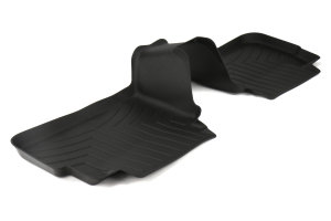 Weathertech Floorliner Black Rear - Subaru Crosstrek 2018+ / Impreza Hatchback 2017+