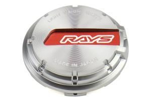 Gram Lights GL Center Cap Red / Silver - Universal