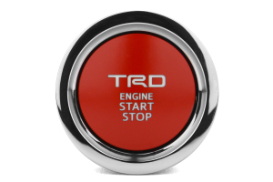 TRD Push Button Start ( Part Number:TRD MS422-00003)