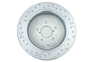 Stoptech C-Tek Sport Drilled and Slotted Rotor Single Rear Left (Part Number: )