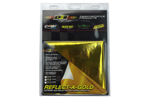 DEI Reflect-A-GOLD Heat Reflective Tape 12in x 12in (Part Number: )
