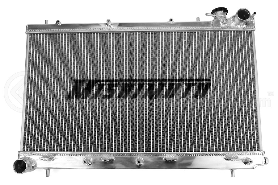 mishimoto performance aluminum radiator manual transmission (part  number:mmrad-fxt-04)
