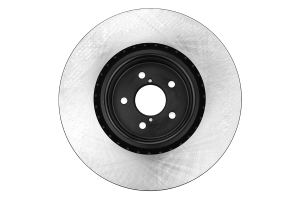 Centric Premium High-Carbon Brake Rotor Single Front (Part Number: 125.47019)