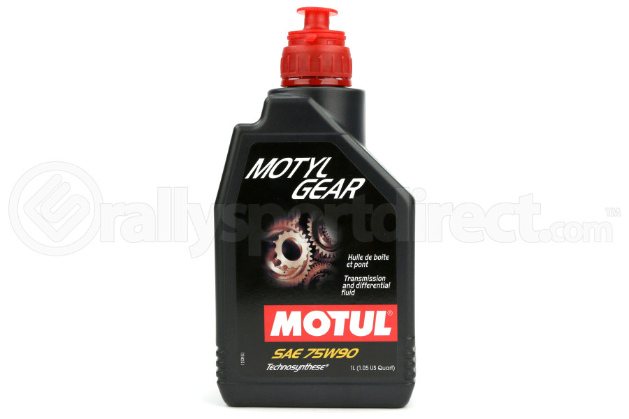 Motul MotylGear 75W90 Gear Oil 1L (Part Number:105783)